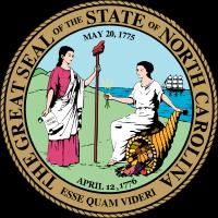 North Carolina Administrative Office of the Courts - State Seal of North Carolina