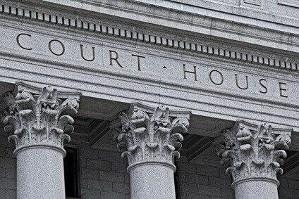 County criminal court house