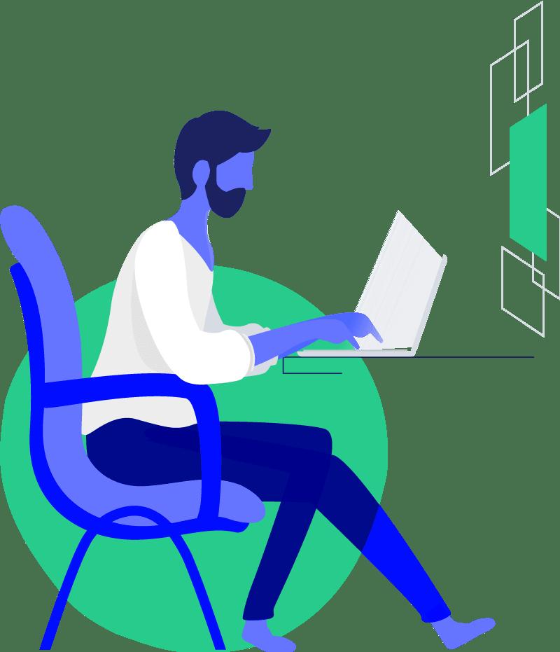 employer doing employment screening